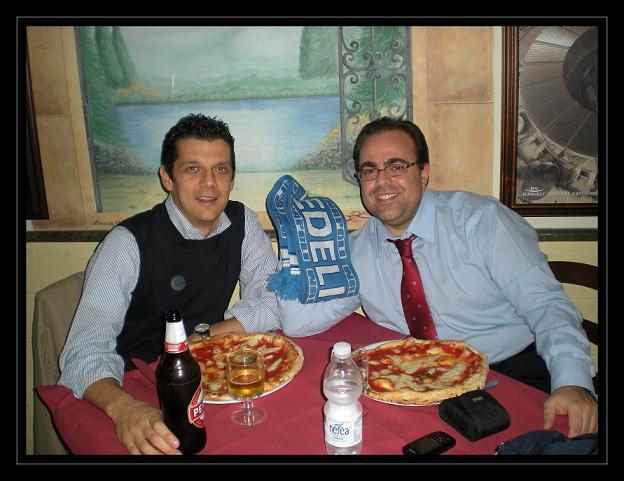 Curva Margherita, i fedelissimi