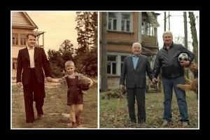 Padre e figlio 1949-2009