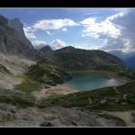 Lago Coldai, ai piedi del Civetta