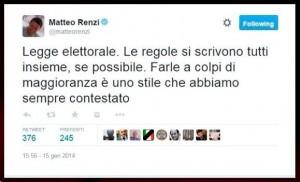 Matteo Renzi - FOTO DI REPERTORIO